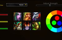 魔兽世界6.1补丁预览 全新的色盲模式