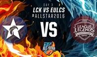 2016全明星赛12月10日 LCS.EU vs LCK