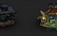 魔兽世界6.0德拉诺之王要塞建筑介绍