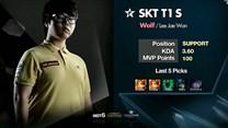7月4日OGN小组赛C组SKT S对战BM视频回顾(1)