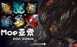大神怎么玩:Moe亚索 vs Knight剑魔