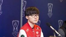Faker:三星缺乏经验 这次比赛令我心跳加速