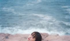 感受海风和大海的味道