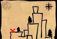 《堡垒之夜》跟随矿井藏宝图任务地点