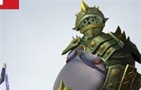 魔兽玩家绘画:我们的追随者-暖男大托莫克