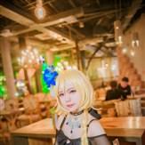 #Fate/GrandOrder##贞德cos#