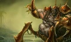 伊芙蕾雅解说:中单巨丑超能螃蟹 三个Q要你死