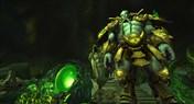 魔兽世界6.2地狱火堡垒阿克蒙德战斗视频
