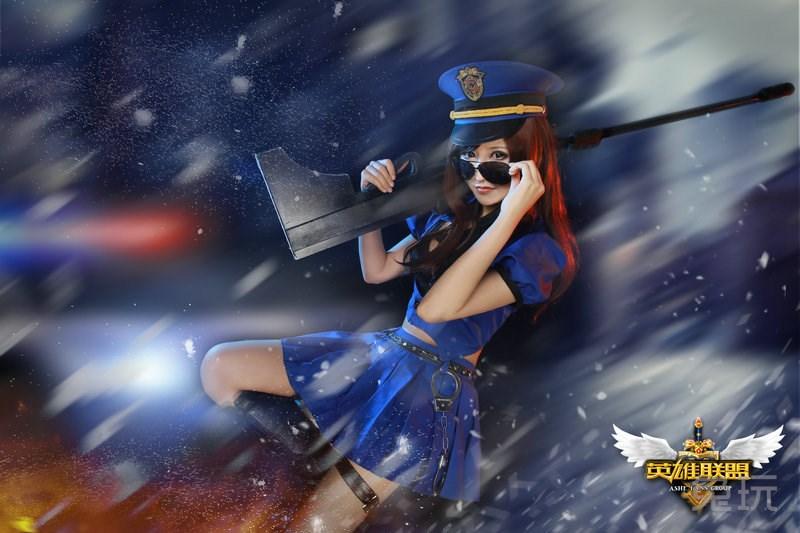 陆雪琪 英雄联盟cos照片(12)_兔玩网英雄联盟
