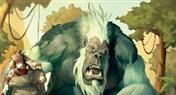 炉石卡牌故事 穆克拉血法师在wow里是龙套