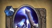 炉石官博发布神秘卡牌 全新PVE模式或将到来?