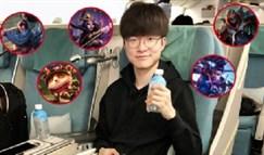 SKT官推带头整活 列举Faker全明星想玩英雄