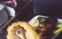 巧手魔兽玩家自制部落饼干:为了部落吃吧!