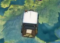 堡垒之夜:车飞天了!第609期搞笑精彩集锦