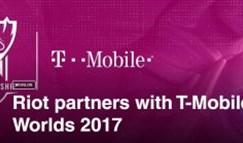 世界赛获大赞助 T-Mobile成拳头合作伙伴