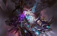 魔兽玩家绘画:希女王张弓搭箭与夺命黑鸦