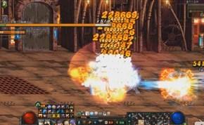 战法卢克竞速 DNF萌啵啵卢克N1-6竞速268秒