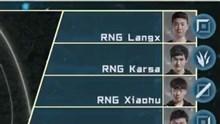 胜负时刻:RNG首胜复盘 引入狼行能否冲冠?