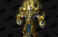 魔兽7.0新增:走路喜感的圣光恐惧魔王