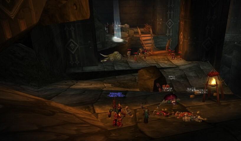 奥格瑞玛的暗角长者一奥格瑞玛 坐标(52,60)   幽暗城的暗灵长者