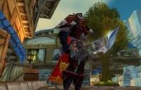 魔兽6.0幻化控福利:经典武器附魔也可幻化