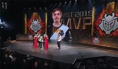 Caps完美发挥勇夺MVP G2刷新最短时长纪录
