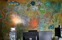 再也不怕迷路啦!魔兽地图墙纸实装展示