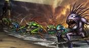炉石传说牌组分享:海巨人与鱼人的逆袭