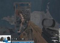 Shroud大佬8倍镜M249简单吃鸡时刻!