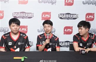 IM赛后群访 Jinjiao:我的教练很信任我