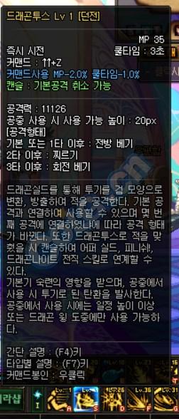 dnf韩服新职业帕拉丁,龙骑士-技能动图·数据