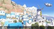 守望先锋地图介绍:爱琴海城市伊利奥斯