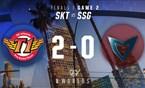 2016全球总决赛10月30日 SSG vs SKT第二场录像