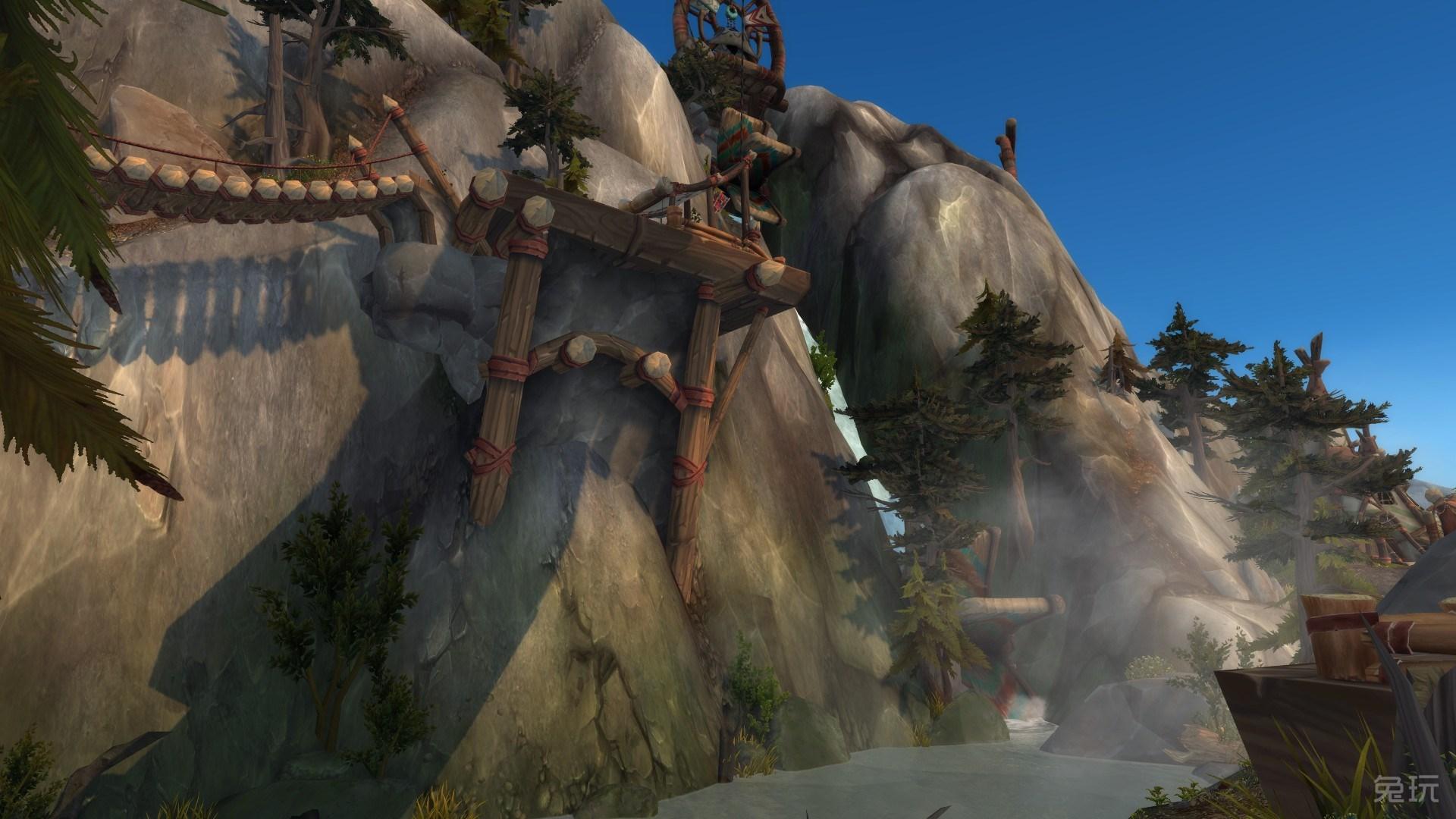 高清大图领略破碎群岛!魔兽7.0新地图预览(20)