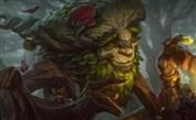 王者VS青铜:艾翁掏出小菊 吓的敌方菊花乱颤