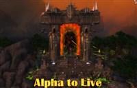 魔兽探秘:Alpha测试四时期的塔纳安丛林