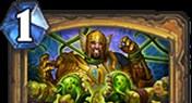 圣骑士普通法术迷失丛林 快攻骑士卡组必备